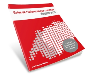 Cover Guide de l'informatique romande