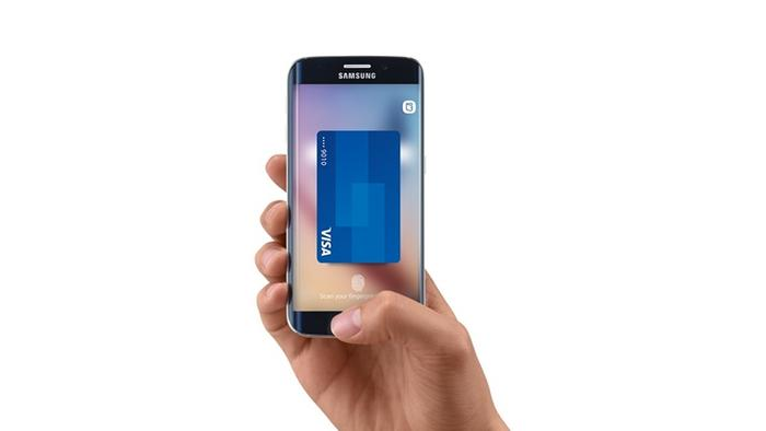 L'application Samsung Pay débarque en Suisse